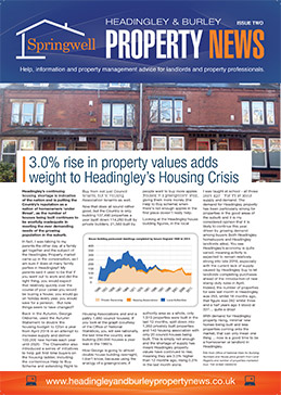 Headingly and Burley Property Blog