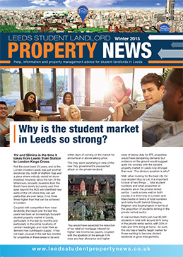 Student Property Blog